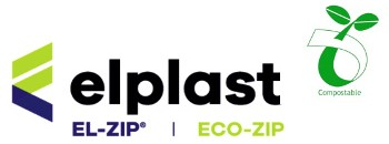 100% compostable ECO-ZIP